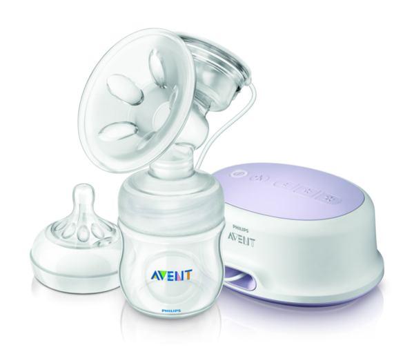 Avent Единична електрическа помпа за кърма Comfort 0425